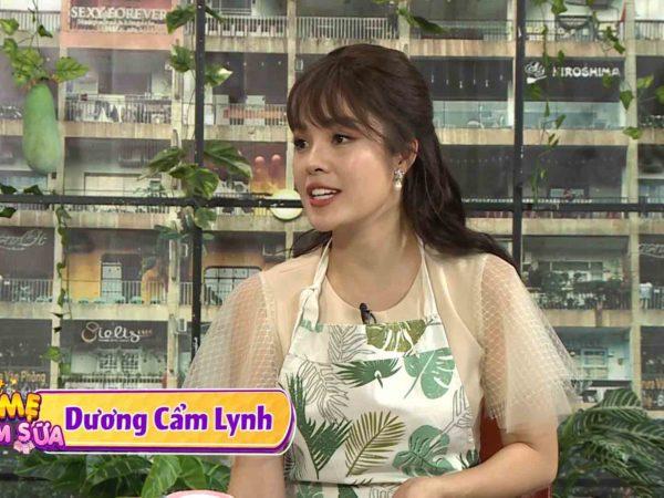 Dương Cẩm Lynh lần đầu chia sẻ về tai nạn khi mang thai tại Chát Với Mẹ Bỉm Sữa