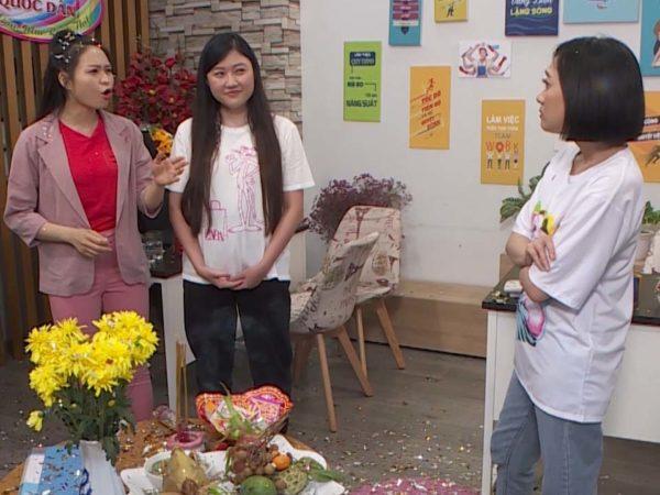Lê Lộc bắt tay em gái Trấn Thành mở công ty Osin quốc dân