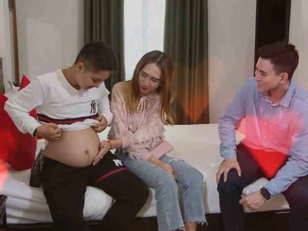 Người đàn ông đầu tiên mang bầu ở Việt Nam: 'Mình nuôi con bằng hoocmon nam'