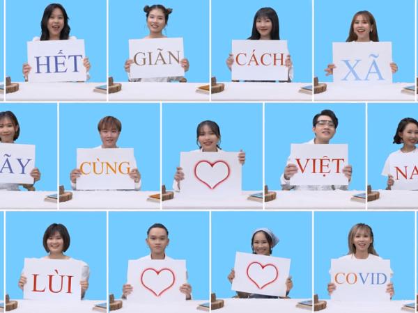 MCV Town tung ca khúc nhắc mọi người bảo vệ bản thân khi Việt Nam chưa công bố hết dịch