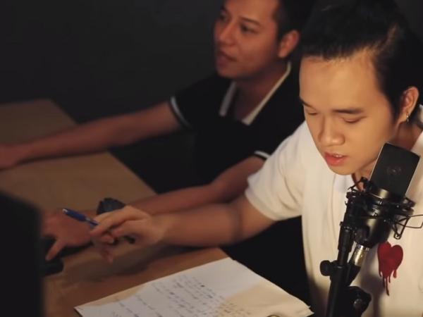 Winner P336 tận tình hướng dẫn Việt Thi hát rap