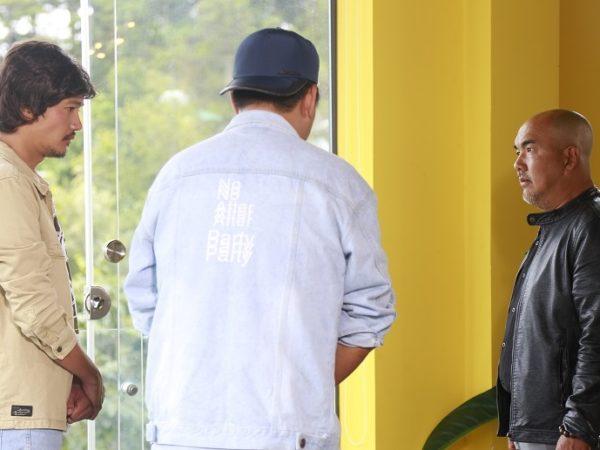 Đạo diễn Quốc Thuận nhiều lần xúc động khi làm đạo diễn phim 'Ba Có Phải Gangster?'