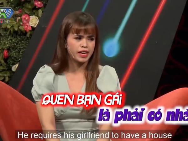 Ngao ngán thanh niên không làm đòi có ăn: Yêu cầu bạn gái có nhà ở Sài Gòn mới quen